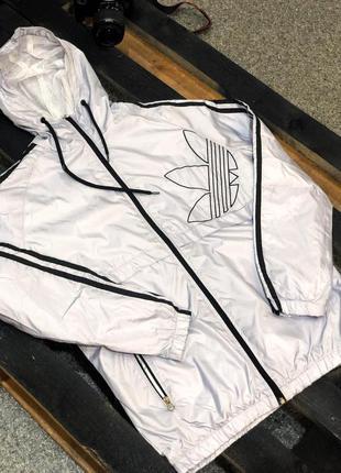 Ветровка куртка адидас