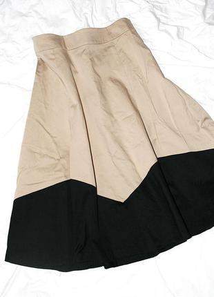 Стильная женственная юбка