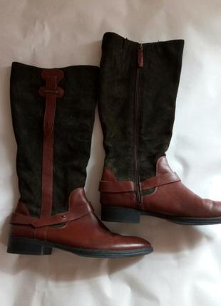 Брендовые демисезонные деми сапоги ботинки чоботи tommy hilfiger
