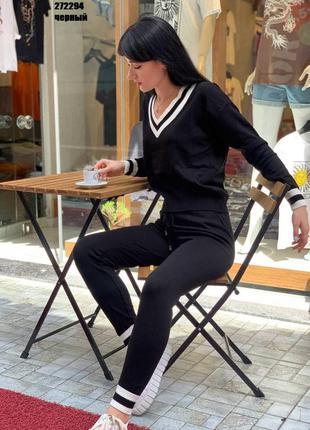 Женский костюм новинка турция