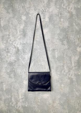 Оригинальная винтажная сумка bally bag клатч