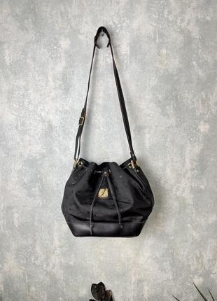 Винтажкая сумка mcm munchen bag vintage