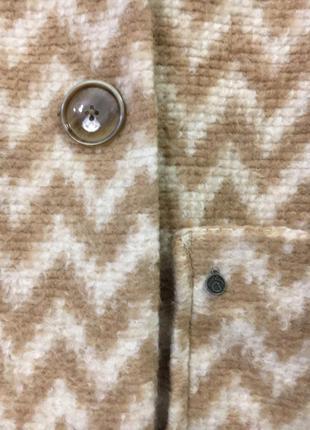 Шерстяное пальто comma модель бойфренд2
