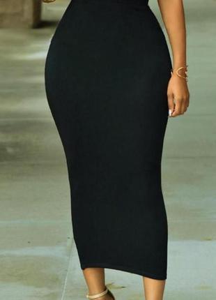 Безупречная шерстяная юбка карандаш люкс качества премиум бренд