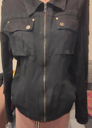 Куртка 💯 котон