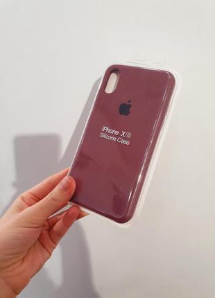 Чехол для айфон iphone x / xs