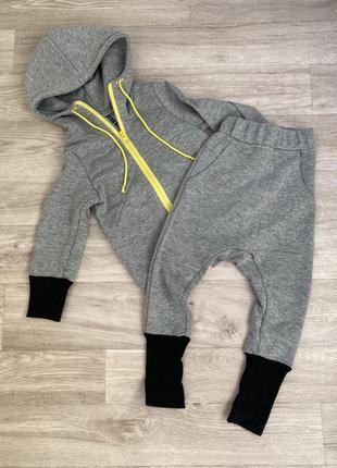 Спорт костюм рост 98-104 на худенького ребенка