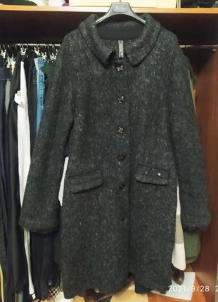 Оригинальный кардиган-пальто marc cain
