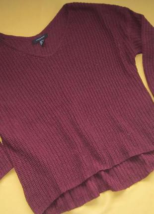 Стильный свитер,джемпер оверсайз atmosphere,р.40 европейский