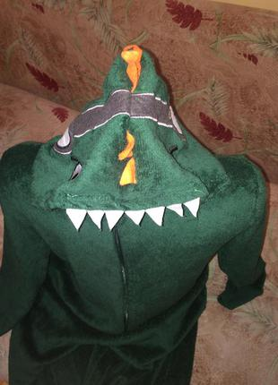 Человечек, кигуруми, пижама,  дракон костюм, 9th avenue