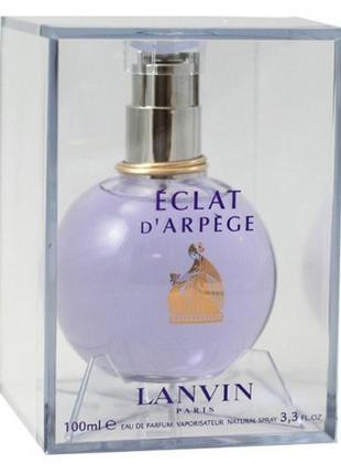 Парфюмерная вода ланвин eclat d`arpege 100 мл