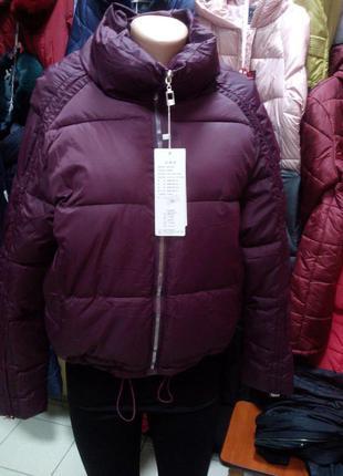 Женская зимняя курточка,44,46 размеры