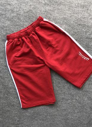 Круті вінтажні шорти, шорты reebok vintage shorts red/white