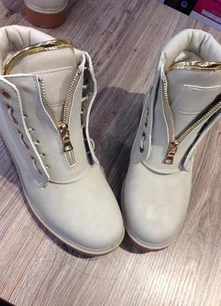 Balmain женские ботинки balmain бежевые замшевые
