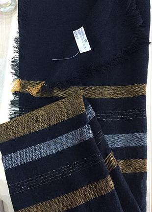 Новый шарф вязанный фирмы c&a!