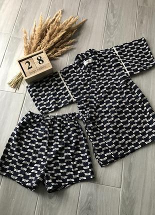 Японський одяг типу кімоно