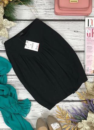 Трикотажная юбка для базового гардероба от zara  ki51199