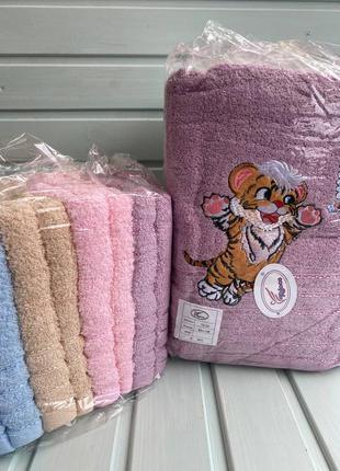 Наборы махровых полотенец
