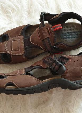 Розпродаж !!!босонижки сандалі  timberland 45-46р