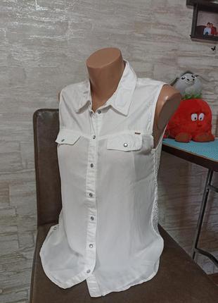 Классная, комбинированная рубаха!!!