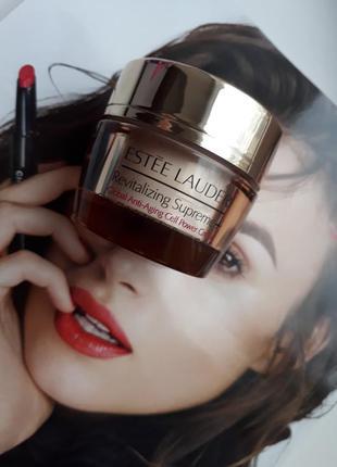 Estee lauder revitalizing supreme крем для молодости кожи миниатюра 15 мл оригинал