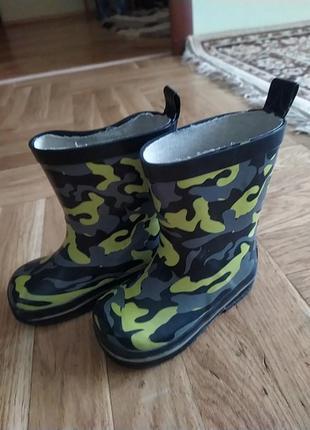 Гумачки ( резинові чоботи)