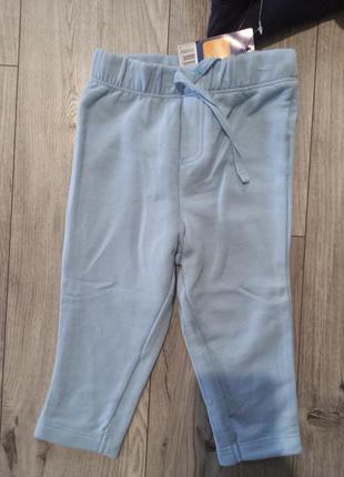 Набор штанишек на байке на возраст 6-12 месяцов