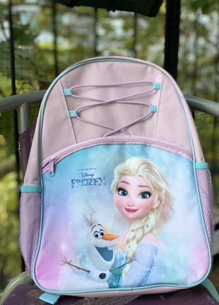 Рюкзак портфель disney frozen холодное сердце эльза