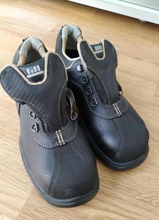 Кроссовки ботинки защитная обувь steitz secura