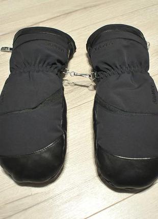 Жіночі перчатки рукавиці міттенки варежки snowlife gore tex primaloft - m