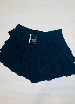 Шорты шортики юбка бирка 44 s