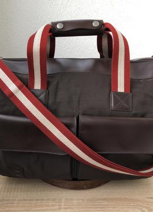 Bally boston bag - сумка