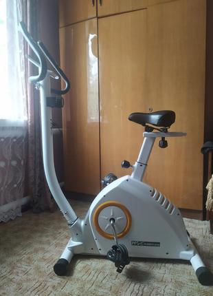 Велотренажёр магнитный jersey