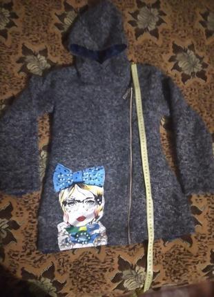 Кофта (пиджак) косуха