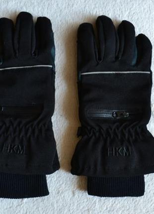 Hkm зимние лыжные перчатки