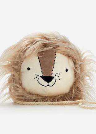 Детская сумочка в форме льва фирмы reserved германия