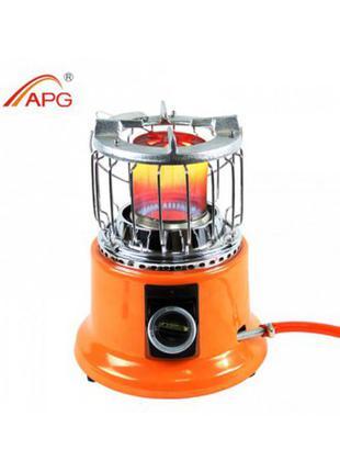 Портативный газовый обогреватель apg gaz heater 70509