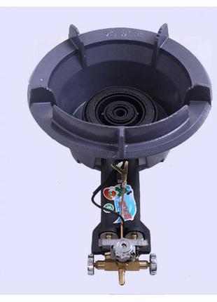 Горелка газовая lpgburn zy10l-04 30 квт (с пьезорозжигом) 70511