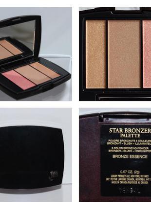 Палетка lancome star bronzer palette bronze essence