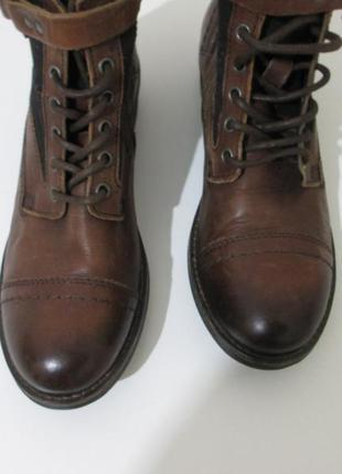 Качественные ботинки знаменитого немецкого бренда camel active оригинал