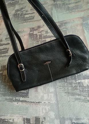 Натуральная кожаная женская сумка cuoieria fiorentina сумка