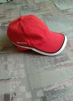 Miele кепка, бейсболка,шапка.