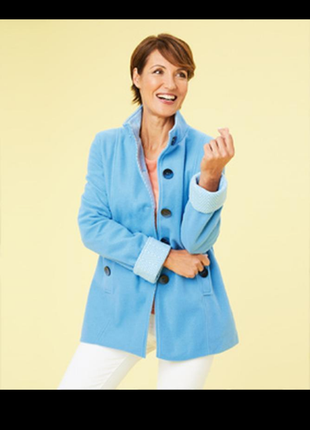 Флисовая легкая куртка