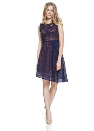 Кружевное, вечернее, нарядное платье
