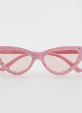 Окуляри сонцезахисні дитячі для дівчинки reserved очки детские солнцезащитные для девочки