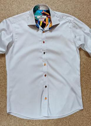 Рубашка claudio lugli  ( италия )