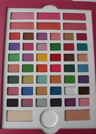 Тени для век в палитре-подарочный набор! shany eyebook makeup palette - cosmopolitan