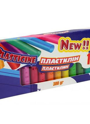 Пластилин class 18 цветов чистые руки 300 г