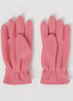 Флісові рукавички george