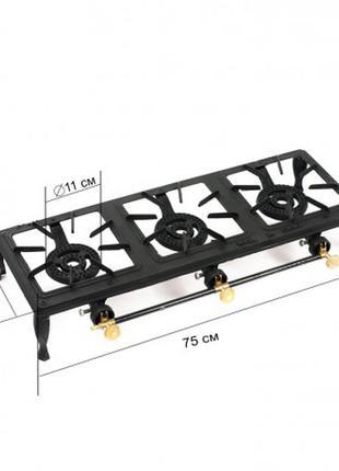 Газовая плита чугунная gb-03 (3,5 кв) 70530